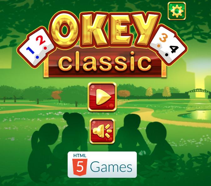 Gioco di carte: Okey Classic